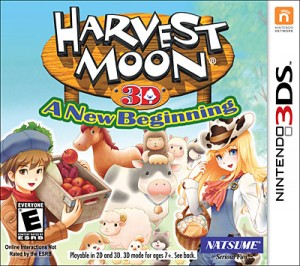 Harvest Moon- A New Beginning