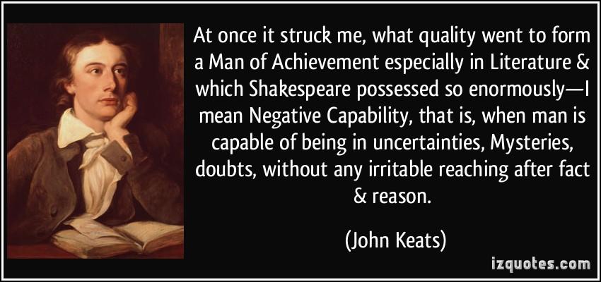 john keats love letters pdf