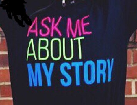 Ask Me About My Story